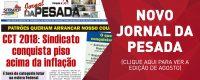 JORNAL DA PESADA – AGOSTO